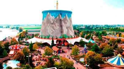 wunderland kalkar attractiepark