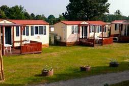 Camping Tillessensee huisje