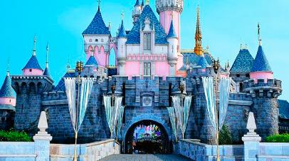 disneyland resort californie kasteel