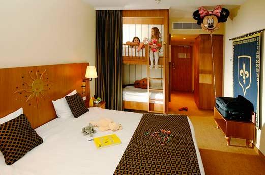 hotelkamer dream castle