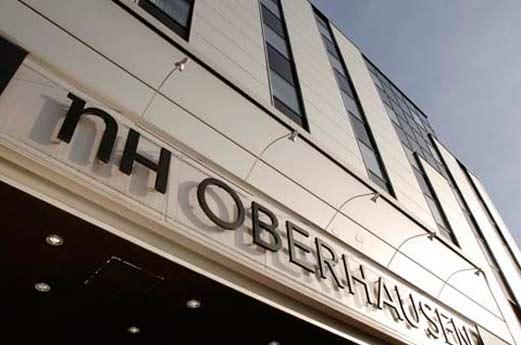 Hotel NH Oberhausen voorkant