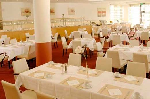 Hotel NH Oberhausen restaurant