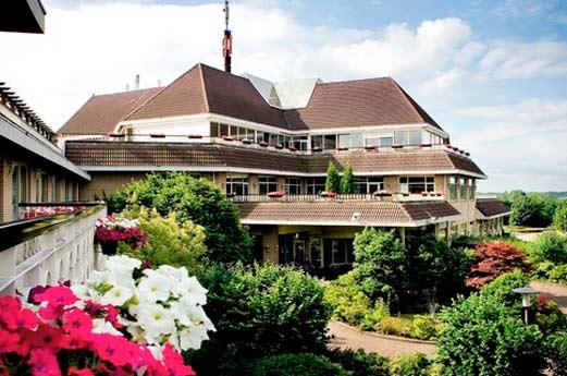 Van der Valk Hotel Gladbeck voorkant