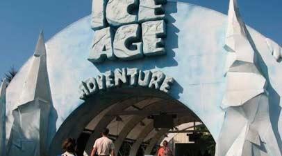 ice age ingang