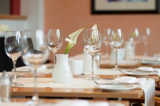 Intercity Hotel restaurant