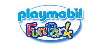 playmobilfunpark logo
