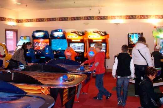 Disney Hotel Santa Fe speelkamer