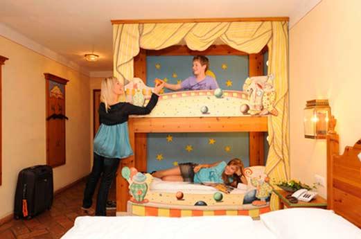 Hotel El Andaluz kinderkamer