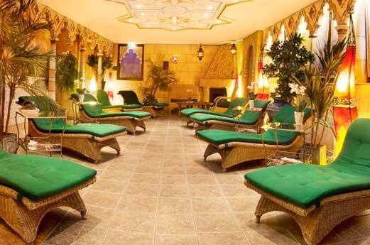 Hotel El Andaluz wellness